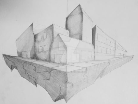 2-Point Perspective by Pandacloud99