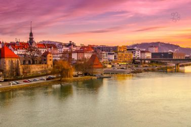 Morning on the left bank by XanaduPhotography