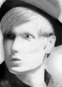 Patrick Stump (Digital Edit) by painted182