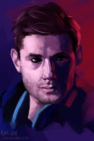 DEMON DEAN by kira-meku