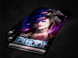 Party Flyer by 87scope