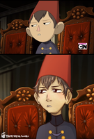 Over the Garden Wall - Redraw 03 by TaffyDesu