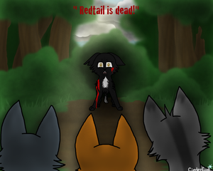 Ravenpaw's Return by xCinderfrostx