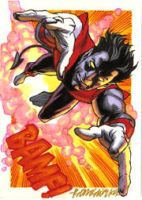 Nightcrawler by ryanorosco