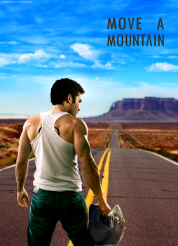 Move A Mountain cover #3 by ZainFenrir