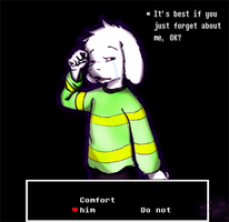[Undertale]Forget About Me by suppafurry