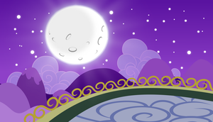 Background #2 - Stargazing Balcony by abydos91