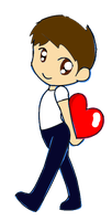 I Thought This Was Cute So Heres Connor (squad) by B3MMY