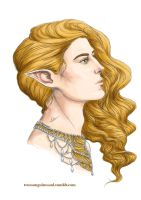 Finrod and the Nauglamir by Sempern0x