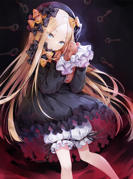 Abigail Williams by Tonowa