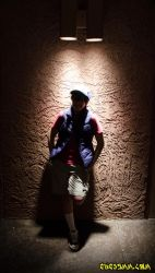 Man in the Shadows (Gravity Falls) by Adventure-Cosplay9