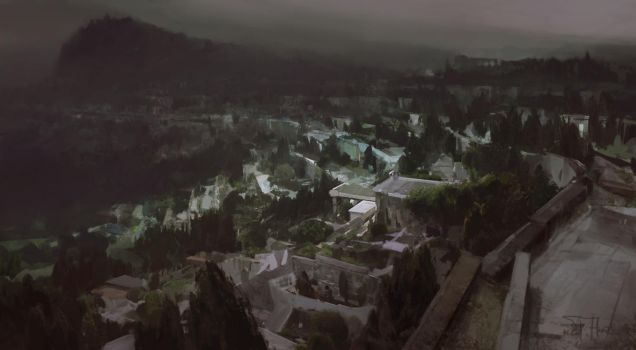 City of Deceased by merl1ncz