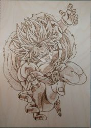 Broly by ukas360