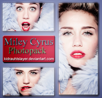 +Miley Cyrus Photopack #37 by kidrauhlslayer