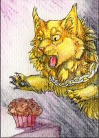 ACEO: DhTier by SaQe