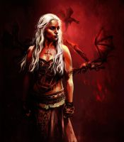 Blood of the Dragon by kittrose