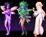 Mana: Elementals by peipur