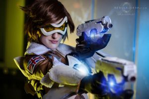 Overwatch cosplay by Nebulaluben
