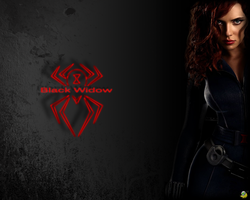 Black Widow by Jagouille