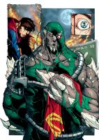 Superman Doomsday by RecklessHero