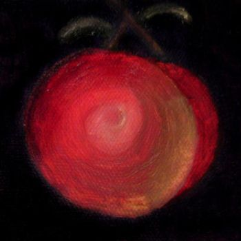 Twisted apple by Regith