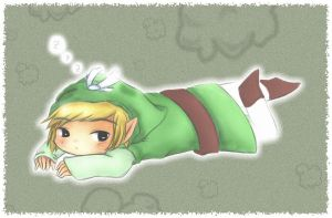 toon link3 by Midna01