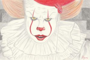 Pennywise by getupp