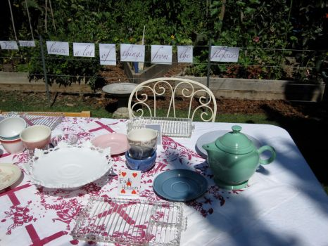 Tea Party 12 by Trisa-Sxy-Stock