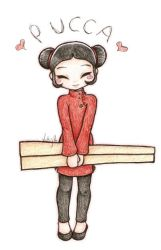 Pucca by NamekAngelIvy