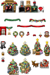 xmas decoration-addon by SchwarzeNacht