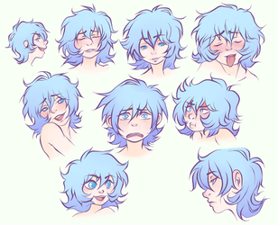 All them faces by RaatoRotta