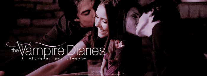 Vampire Diaries forever and always by N0xentra