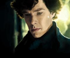 Sherlock by ImperfectSoul