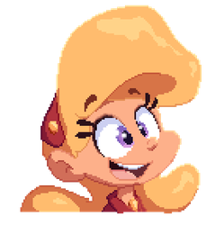 Bonnie pixel icon by Muggyy
