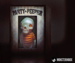 Party Peeper Toy Concept by juhoham