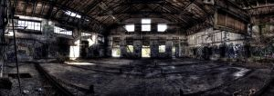 Staaken Hall Panorama by Diesel74656