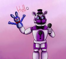 Funtime Freddy by Igrisa