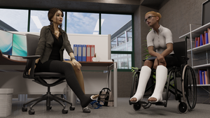 Office chatter by derS4tyr