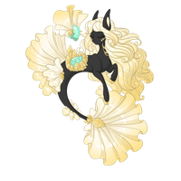 Illegal Merfae Auction: DarkElf Hybrid {CLOSED} by AlimareEmpire