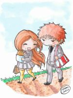 Ichihime ! by Eyral