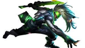 PROJECT: Ekko by UberWild