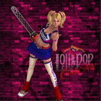 Lollipop Chainsaw - Juliet by dnxpunk