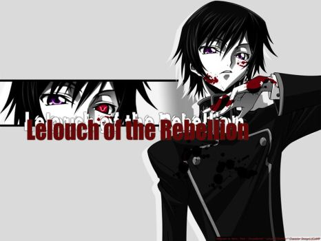 Lelouch of the Rebellion by heira
