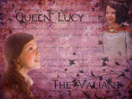 Queen Lucy by Lily-so-sweet