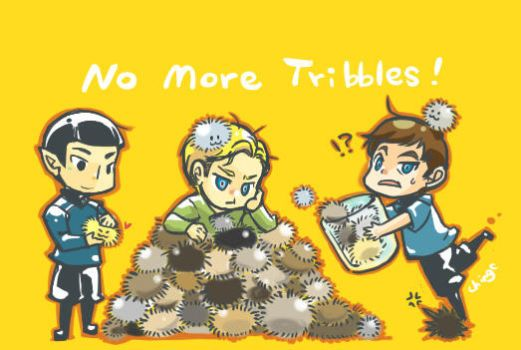 No more Tribbles by chingc