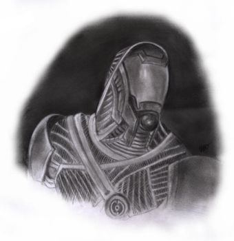 quarian by InfinityDarkness