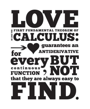 Love and Calculus by paperstarships