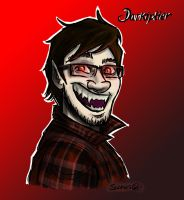 Darkiplier by sibbies