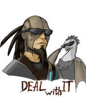 Deal With It by chaos-aveugle