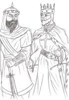 Kings of the Crusades by SirChristopher